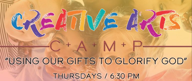 Creative Arts Camp